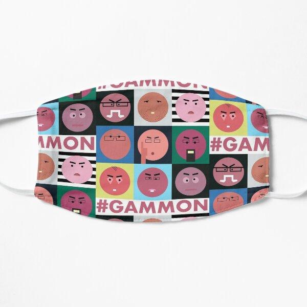 #GAMMON - HASHTAG GAMMON - WALL OF GAMMON Mask