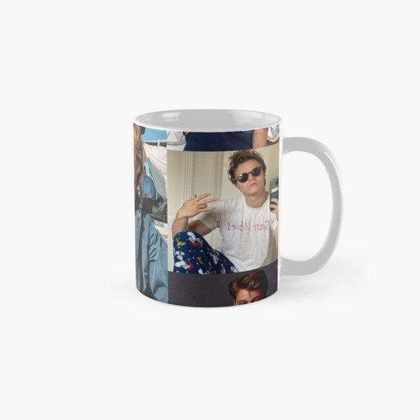 JJ Collage Outer Banks  Classic Mug