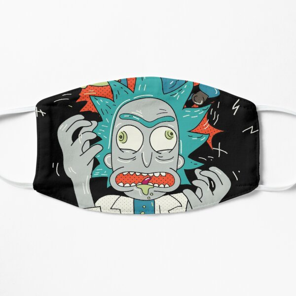 Rick and Morty. Crew from Hell.  Mask