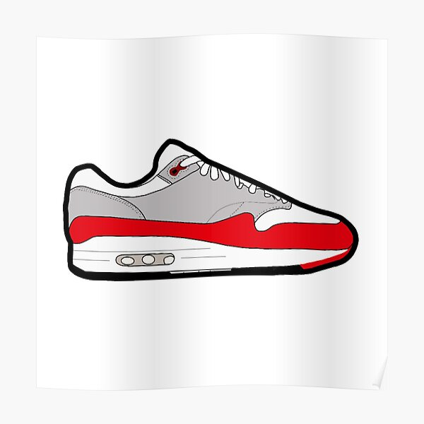 Air Max 1 Posters | Redbubble