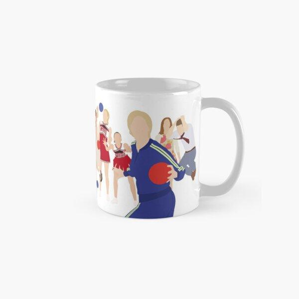Glee Characters Classic Mug