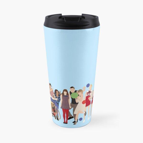 Glee Characters Travel Mug