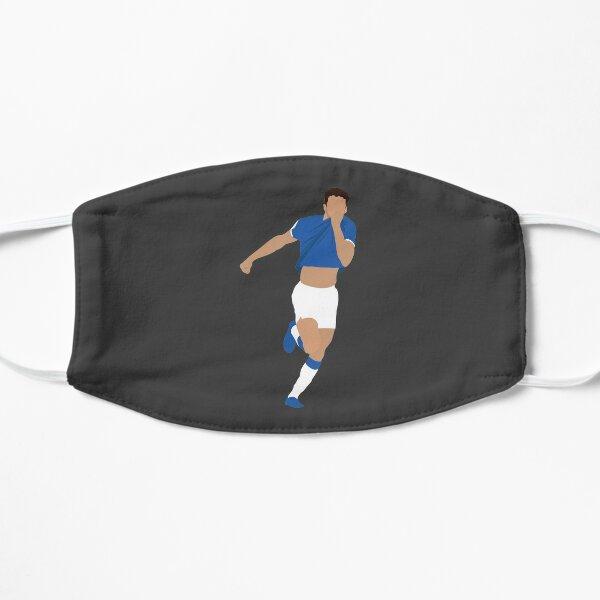Dominic Calvert-Lewin. Everton, Football. Flat Mask
