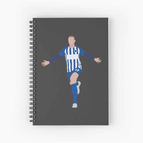 Glenn Murray. Brighton, Football. Spiral Notebook