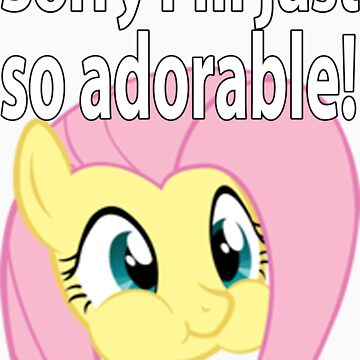Sorry I'm so adorable by KittyLover