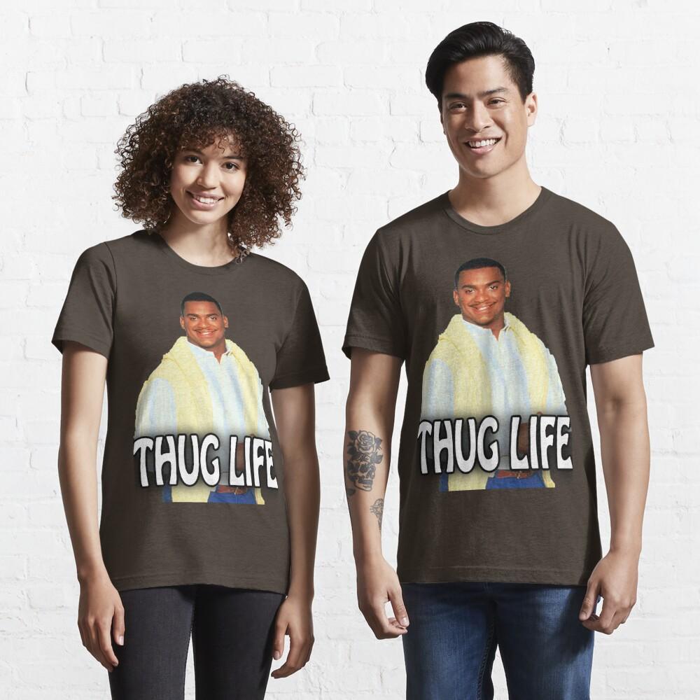 Carlton - Thug Life Essential T-Shirt