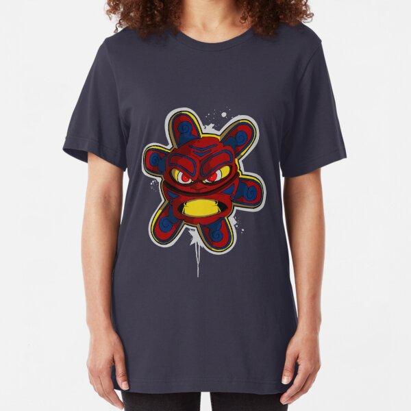 ¡Boriken! Slim Fit T-Shirt