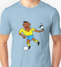 Is it the ball... or the saucer for the cup? Unisex T-Shirt