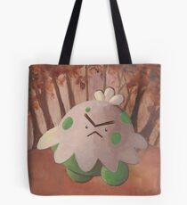 Pokemon Painting - Shroomish Tote Bag