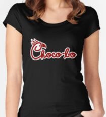 Choco-bo Women's Fitted Scoop T-Shirt