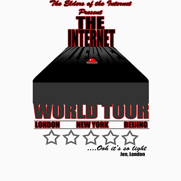 The Internet World Tour - IT Crowd by inu14