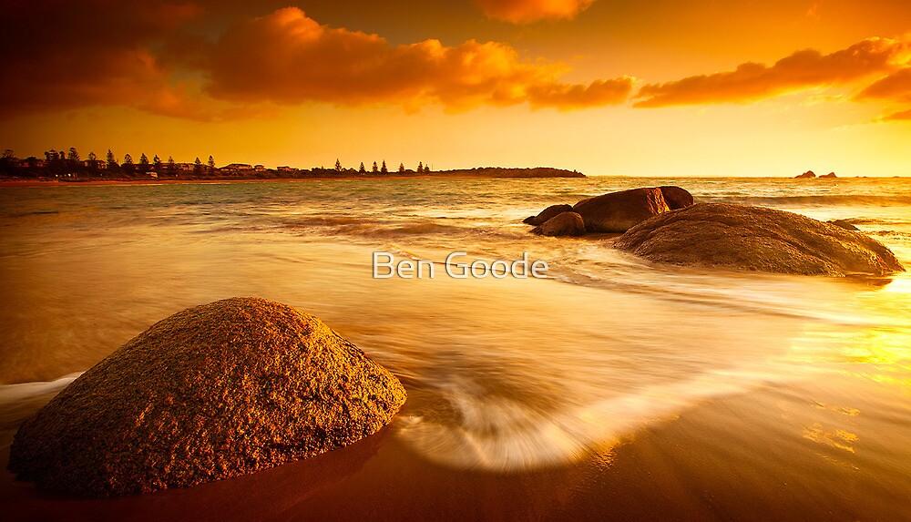 Golden Beach by Ben Goode