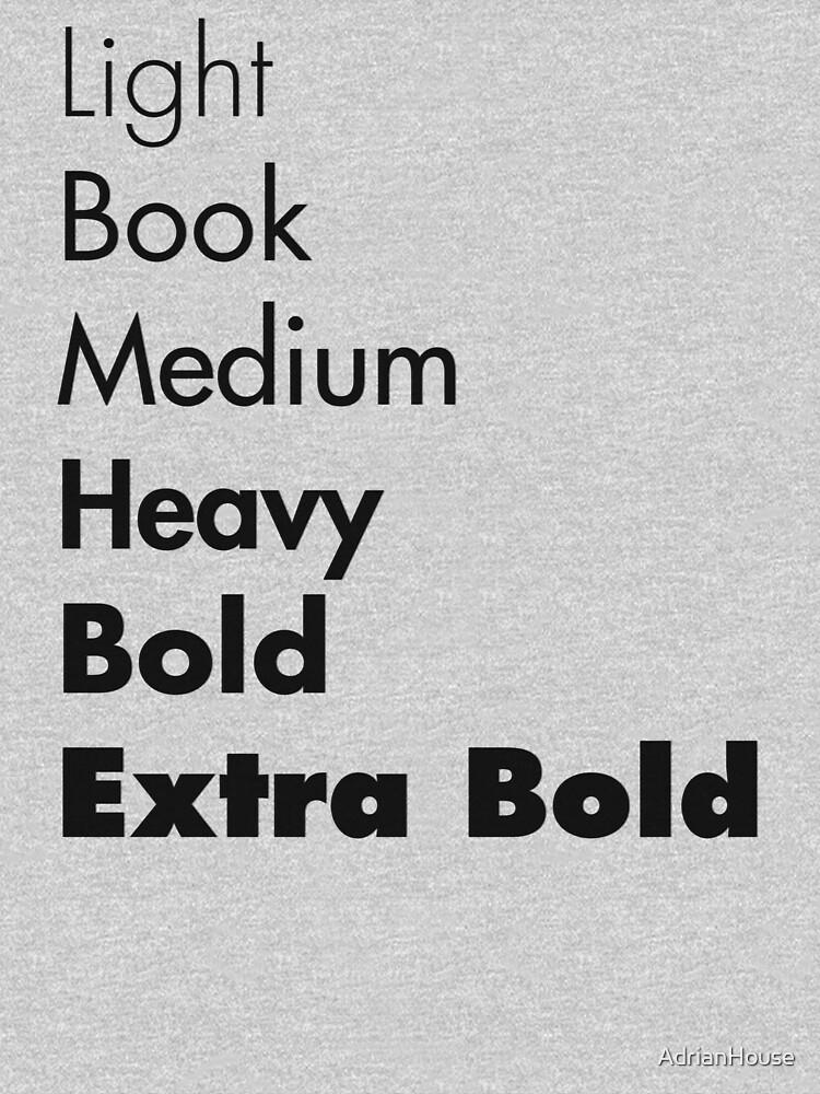Weights of Futura | Unisex T-Shirt