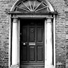 Dublin - A Doorway by rsangsterkelly