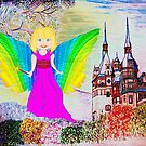 Fairy Godmother at the Peles Castle Ball by Dennis Melling