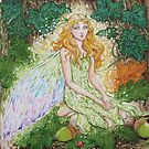 Forest Fairy by Debra McFarlane