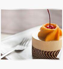 Delicious dessert Poster
