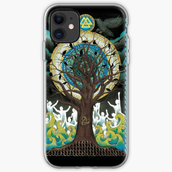 Ode to Odin iPhone Soft Case