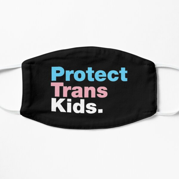 Protect Trans Kids Mask