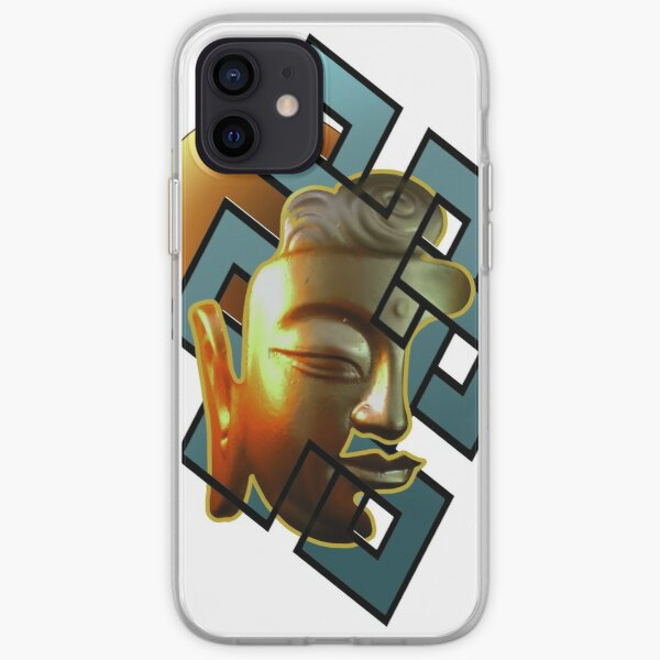 Wisdom and Method iPhone Soft Case