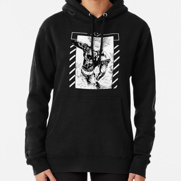 Seven Deadly Sins Anime Ban Greed Pullover Hoodie