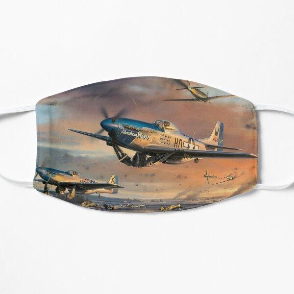 North American P-51 Mustang Mask