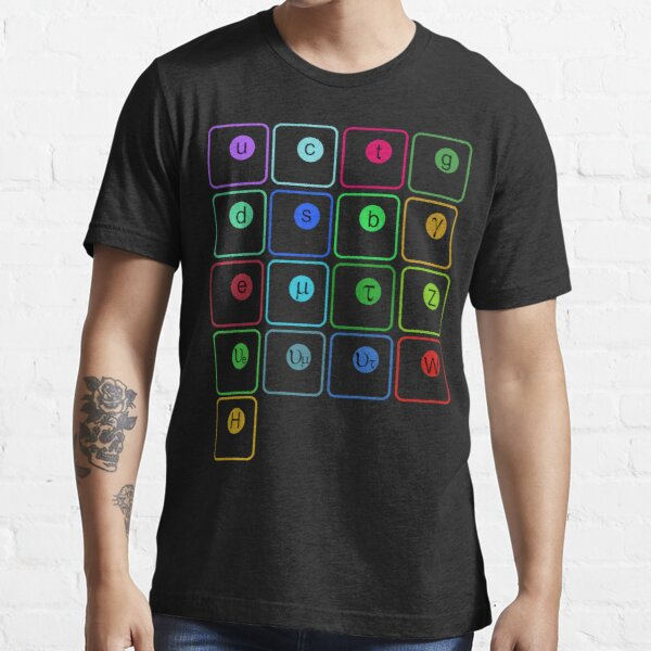 Standard Model of Physics Essential T-Shirt