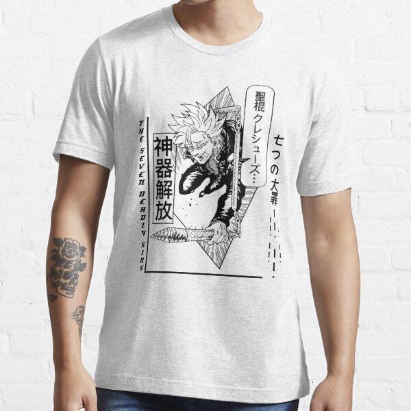 Nanatsu no Taizai Ban Essential T-Shirt