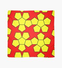 Dodecahedron NetImage  Scarf