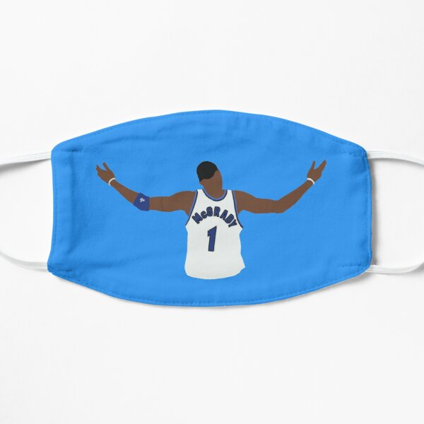 Tracy McGrady Hall Of Fame Design Mask