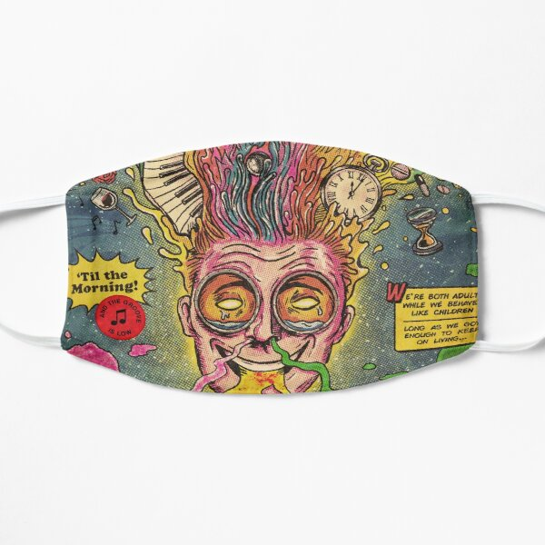 Breathe Deeper Flat Mask
