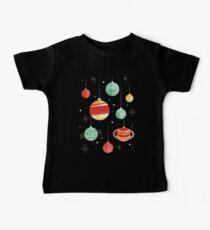 Camiseta para bebés Alegría al Universo
