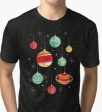 Joy to the Universe Tri-blend T-Shirt