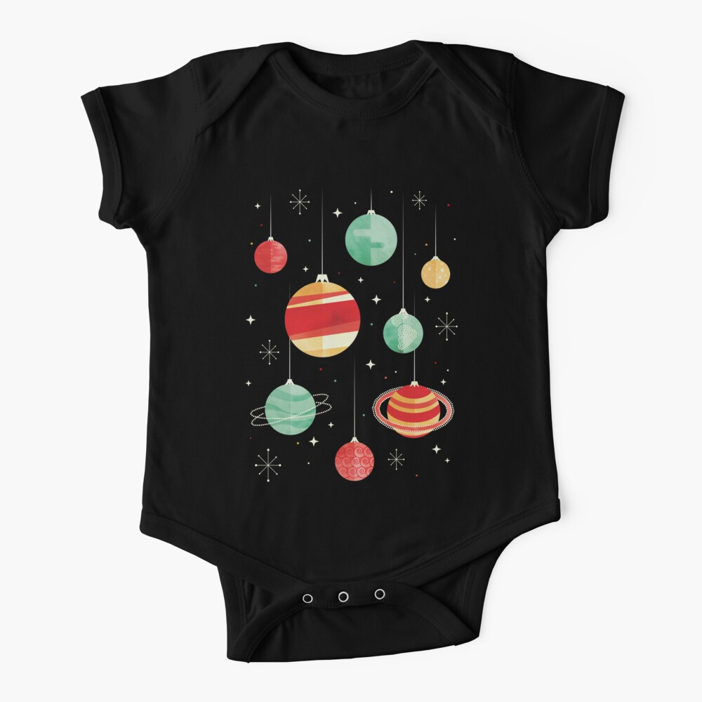 Joy to the Universe Baby One-Piece
