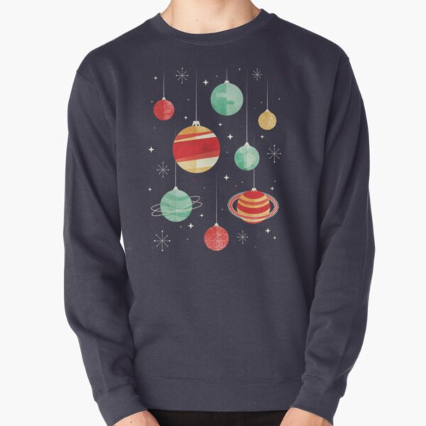Joy to the Universe Pullover Sweatshirt