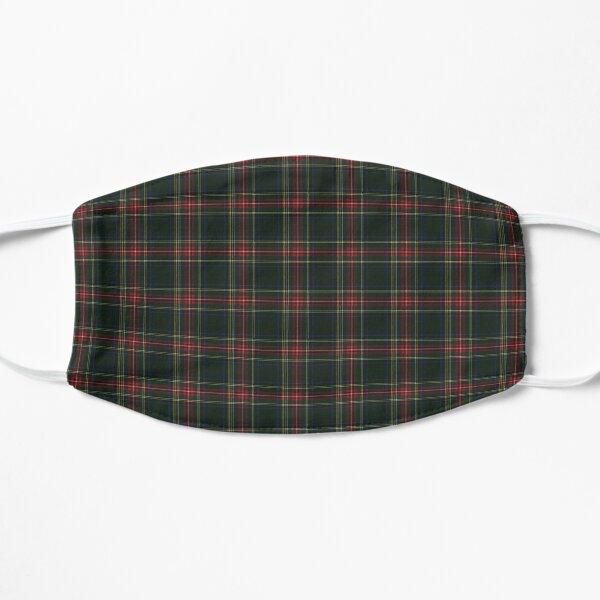 Stewart Black Tartan  Mask