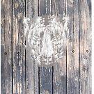 Urban Tiger by pencilplus