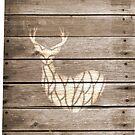 Deer Heart Graffiti by pencilplus