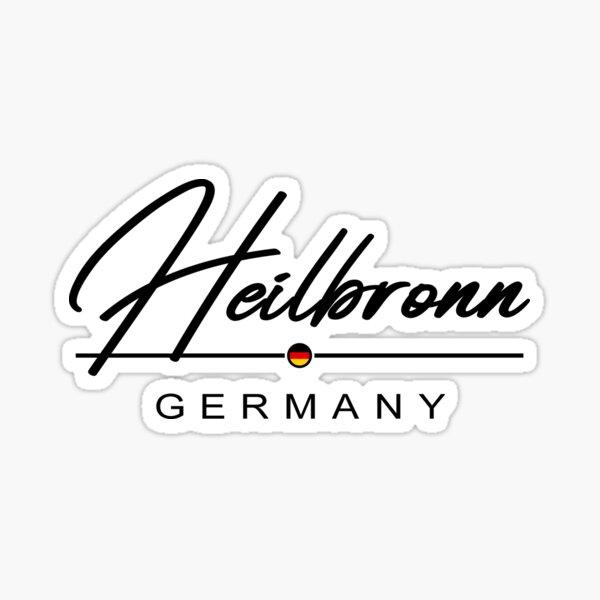 Heilbronn Sticker
