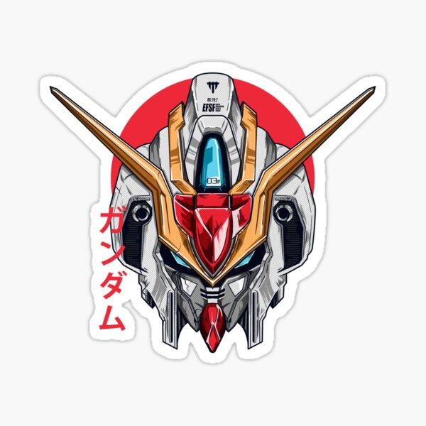 Gundam Sticker Sticker