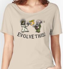 Evolve this!! Women's Relaxed Fit T-Shirt