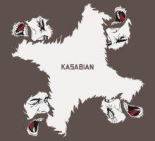 Kasabian - Velociraptor | Unisex T-Shirt