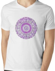 beyond self Mens V-Neck T-Shirt