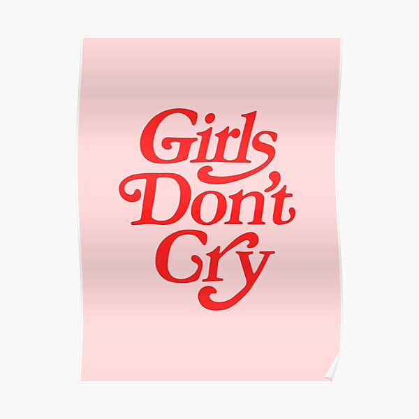 Girls Don't Cry Poster