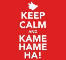 Keep Calm and Kamehameha! | Unisex T-Shirt