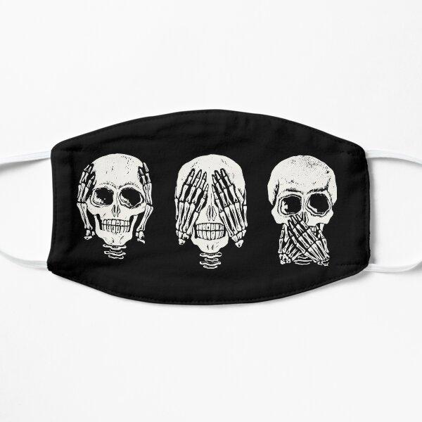 Hear No Evil ! See No Evil ! Speak No Evil !  Mask