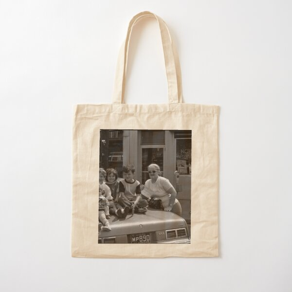 Independence Day Ode to Arbus Cotton Tote Bag