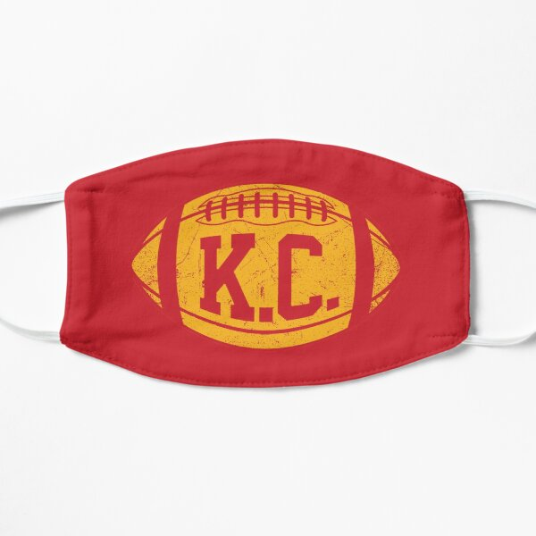 KC Retro Football - Red Mask