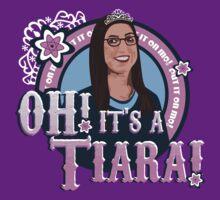 Oh! It's a Tiara!