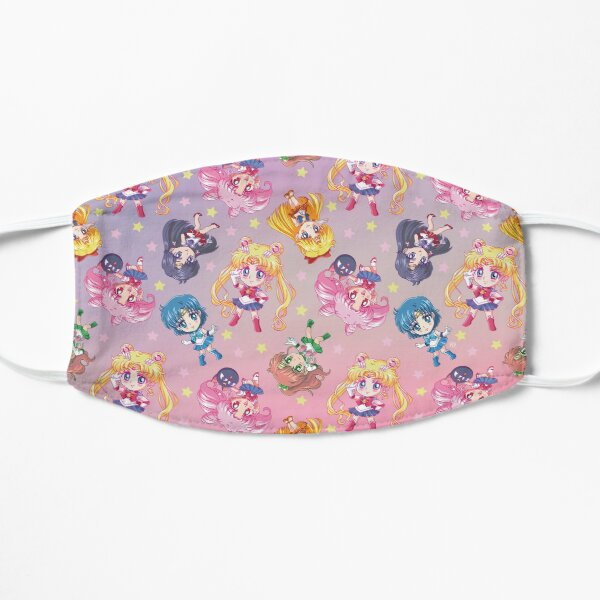 Crystal Team Pattern Mask